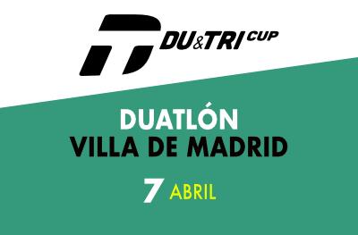 DUATLÓN VILLA DE MADRID