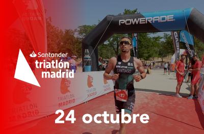 SANTANDER TRIATLÓN MADRID