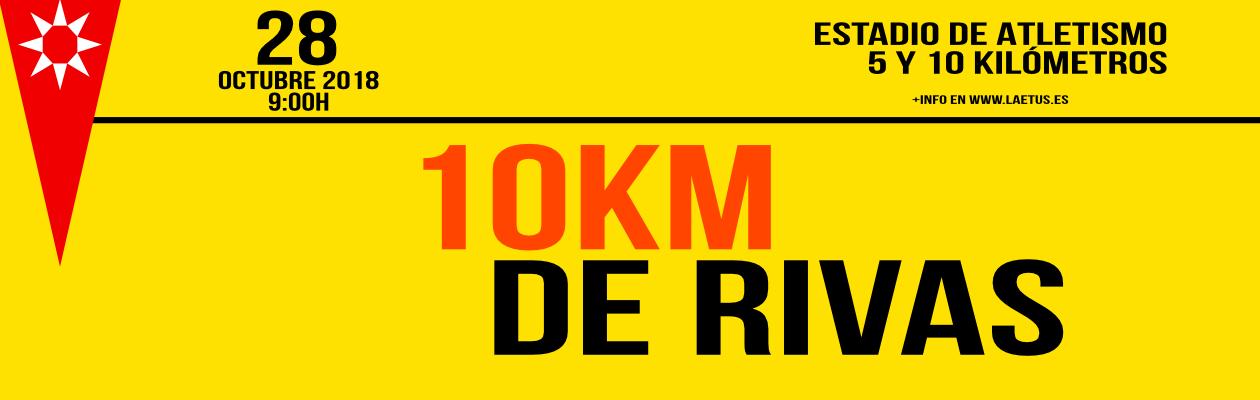 10KM DE RIVAS