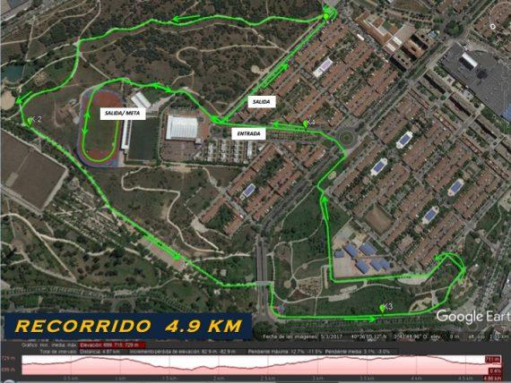 Carrera 5 km