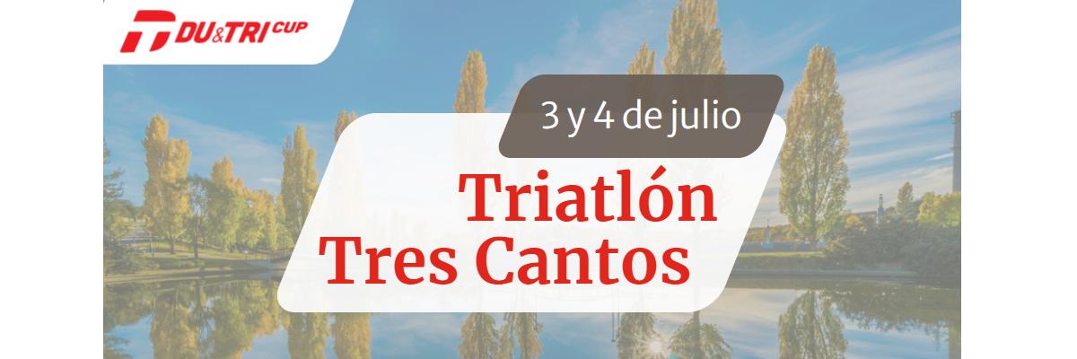 TRIATLON TRES CANTOS