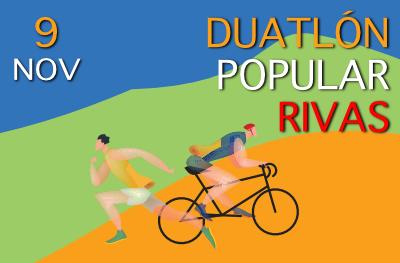 DUATLÓN POPULAR RIVAS